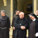 Visit of Cardinal Stanislaw on March 13, 2017