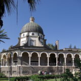 Mount of the Beatitudes Church